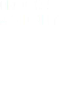 PROCESS & STORY Present your educational storytelling for print, web, or apps in a deluxe visual style with concise text development for all audiences.