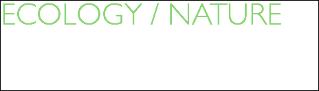 ECOLOGY / NATURE Imagery depicting ecosystem and climate change, nutrient cycling, carbon cycling and management, forestry concepts, biodiversity issues and more for all audiences. Click image to enter-